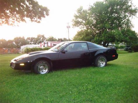 Sell Used Pontiac Firebird Trans Black American