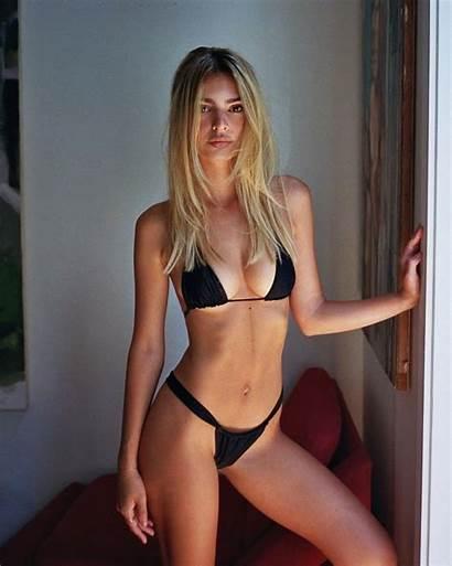 Emily Ratajkowski Blonde Bikini She There Bottom