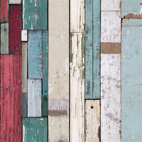 wood plank stripe wallpaper departments diy  bq rustic luxe decor striped wallpaper