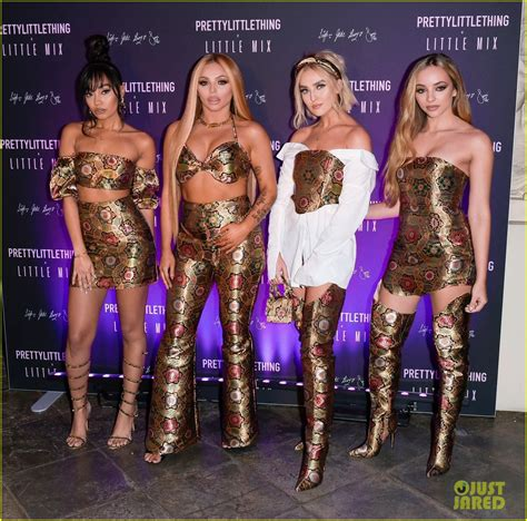 Little Mix Throw Fashion Party For Their PrettyLittleThing ...