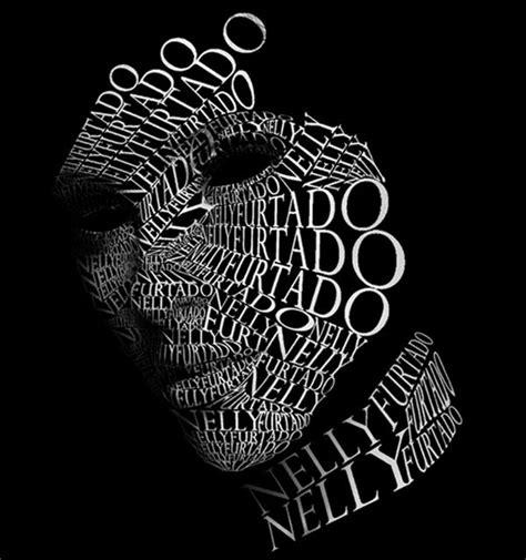 28 excellent exles of typography portraits hongkiat