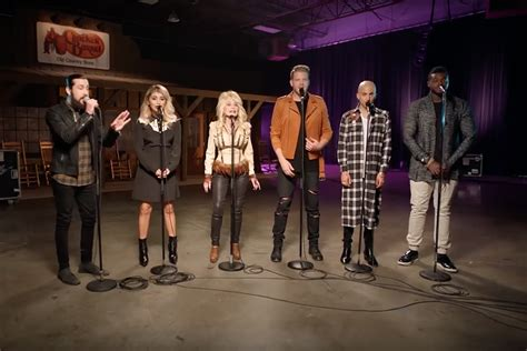 dolly parton pentatonix  home  country duo group performance   grammy awards