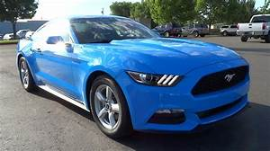 Grabber Blue 2017 Ford Mustang Fastback - MustangAttitude.com Photo Detail