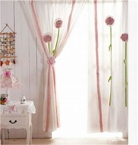 Kinderzimmer Vorhänge Mädchen : kinderzimmer ideen mit kindergardinen ~ Watch28wear.com Haus und Dekorationen