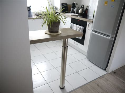construire un bar de cuisine comment faire un bar dans sa cuisine diy adeline