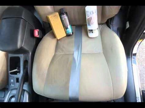 nettoyage interieur cuir voiture comment nettoyer siege cuir voiture la r 233 ponse est sur