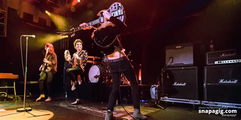 greta van fleet  academy islington april