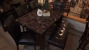 Ashley Furniture Lacey Dining Table Set W Bench D328