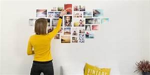 Bilder An Der Wand : fotocollage f r die wand einfach selber machen albelli ~ Lizthompson.info Haus und Dekorationen