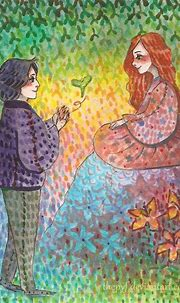 Severus and Lily by ThePyf.deviantart.com on @DeviantArt ...