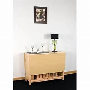Table Pliante Avec Chaise : photo table console avec chaise integree ~ Teatrodelosmanantiales.com Idées de Décoration