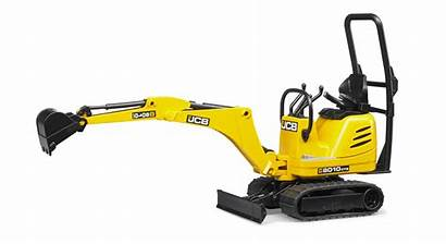 Jcb Excavator Bruder Micro Toys Toy Digger