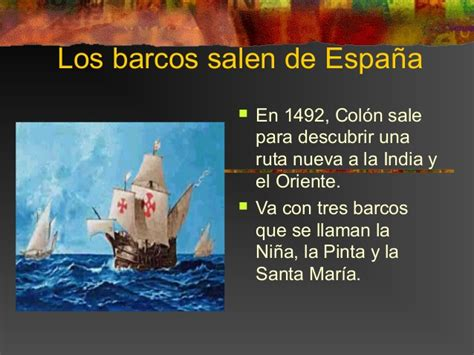 Las Barcos De Cristobal Colon by Barcos Cristobal Colon Great Conocemos El Diario De A
