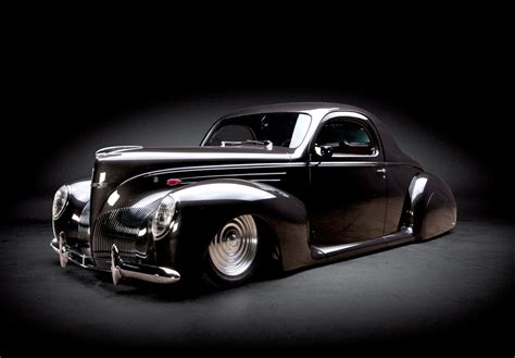 1939 Lincolnzephyr Coupe Custom  American Car Collector
