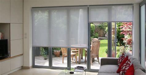 door roller shades window treatments design ideas