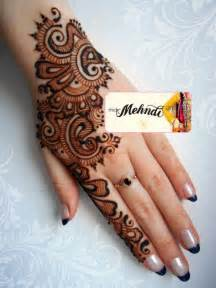 Latest Arabic Mehndi Designs For Hands in 2015