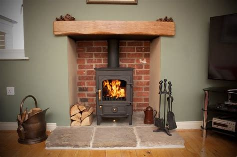 25 best ideas about brick hearth on mantle