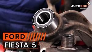 Changer Roulement De Roue Prix : comment remplacer des roulement de roues avant sur une ford fiesta 5 tutoriel autodoc youtube ~ Gottalentnigeria.com Avis de Voitures