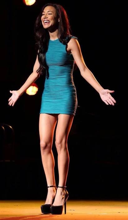 Glee Rivera Naya Santana Lopez Audition Funny