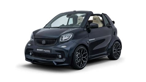 Smart : The Brabus Ultimate Sunseeker Is Not Your Average Smart