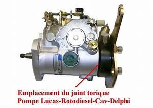 Pompe Injection Lucas 1 9 D : joint torique t te hydraulique pompe injection lucas rotodiesel delphi 3661052021220 ebay ~ Gottalentnigeria.com Avis de Voitures
