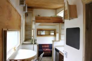 interiors of tiny homes tiny house on wheels serves family of four