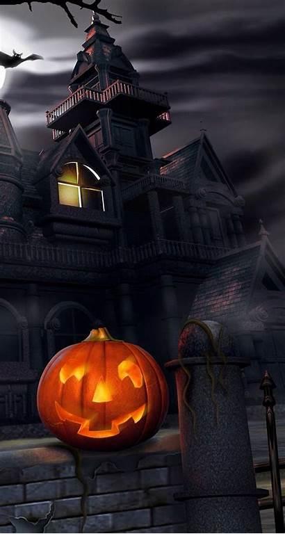 Halloween Phone Happy Wallpapers Iphone Desktop Backgrounds