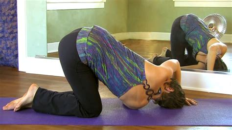 10 Minute Yoga Back Stretches For Pain, How To Routine