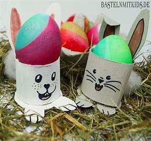 Basteln Zu Ostern : eierbecher basteln zu ostern basteln mit kindern ~ Watch28wear.com Haus und Dekorationen