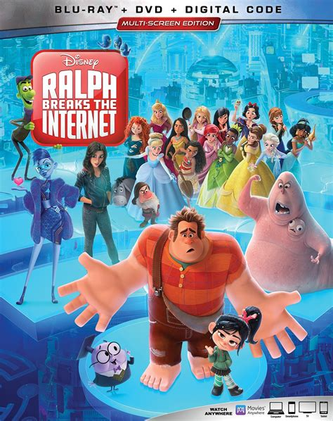 Check out various fees and charges applicable for axis bank flipkart credit card. Ralph Breaks the Internet Includes Digital Copy [Blu-ray ...