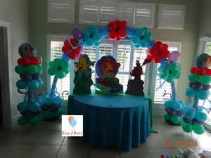 wedding arches rent miami party rental mermaid ariel decoration