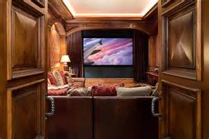 Small Basement Home Theater Idea Home Theater Contemporary Bar Stool Basement Design Ideas For Family Room