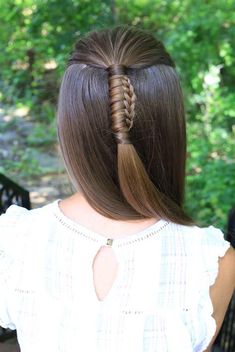 reverse chinese ladder braid cute girls hairstyles