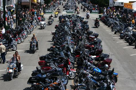 Large Drop in Attendance Expected at Sturgis Motorcycle ...