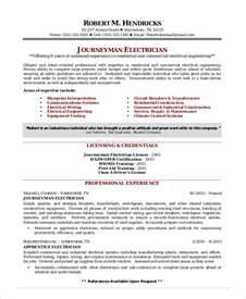 industrial resume format sle resume for industrial electrician sle resume for industrial electrician 7 resume