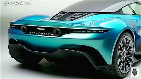 Entry Level Aston Martin by 2020 Aston Martin Vanquish Vision Concept Entry Level