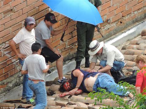 Pablo Escobar Death Pic Dead
