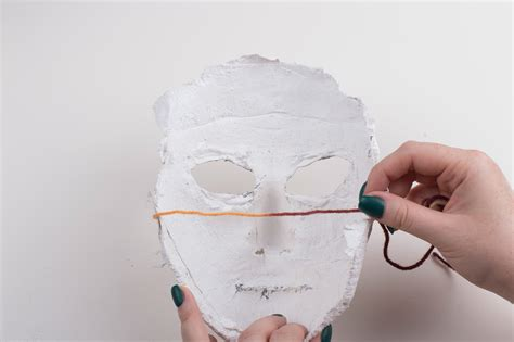 make a 3 ways to make greek theatre masks wikihow