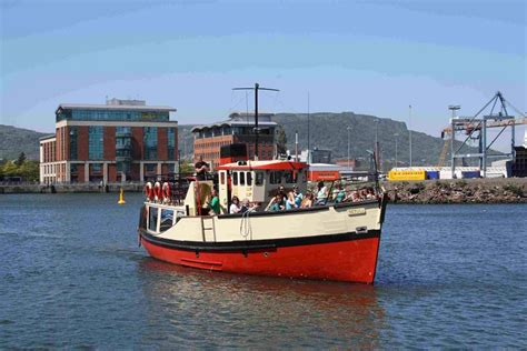 Titanic Harbour Boat Tour by Activity Ideas For A Weekend Break In Belfast