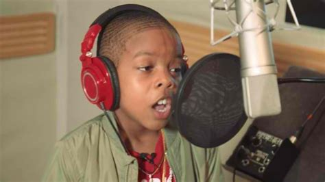 10-year-old Rapper Lil C Note Can Rap Big Time!