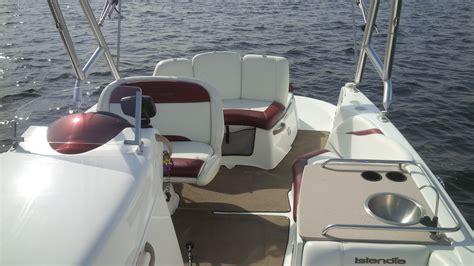 Sea Doo Boat With Kiddie Pool by Muskoka Pontoon Boat Rentals Northern Lakes Marine