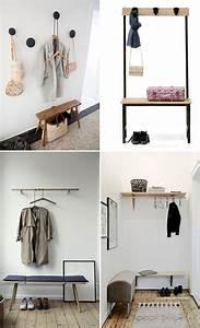 Amenager Une Entree : 6 id es pour am nager une petite entr e elephant in the room ~ Melissatoandfro.com Idées de Décoration