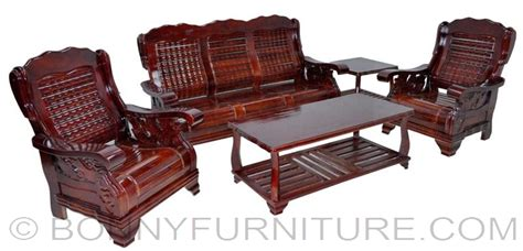 Living Room Table Sets With Storage by 609 Wooden Sofa Set 311 Bonny Furniture