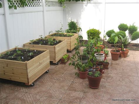 how to build planters for vegetables vegetable planter box diy inspiration from t bone stark