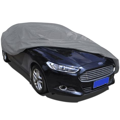 Car Cover by Nonwoven Fabric Car Cover M Vidaxl