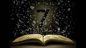 Number 7 Why Do I See Number 7 Seven The Spiritual