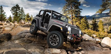 Jeep Wrangler Rubicon Wallpaper (29+ Images) On Genchi.info