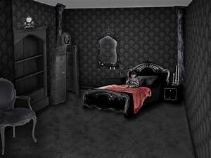 Gothic Room by drugbones on DeviantArt