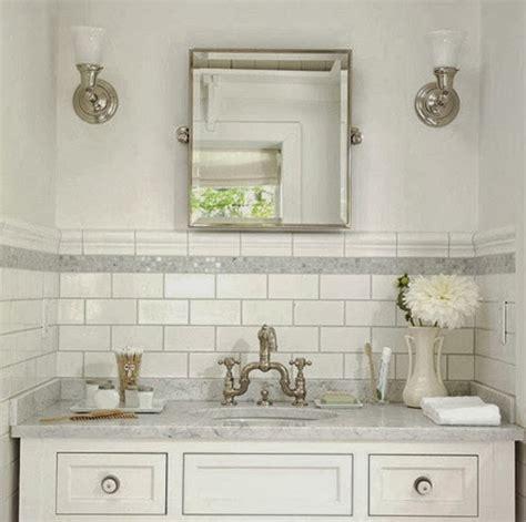 white subway tile bathroom ideas white subway tile bathroom ideas and pictures