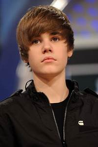 Funny Image Collection: Justin Bieber Real Hairstyle
